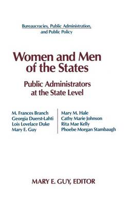 Women and Men of the States: Public Administrators and the State Level book