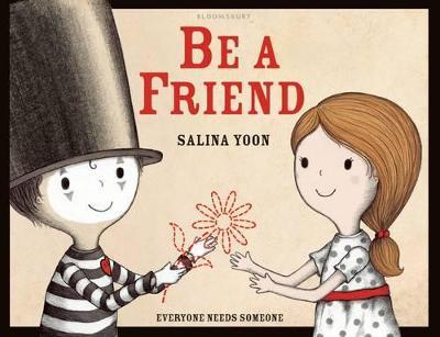 Be a Friend book