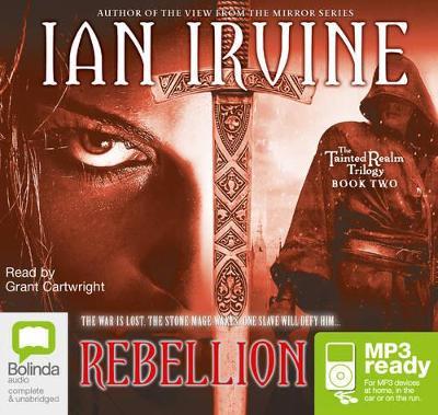 Rebellion by Ian Irvine