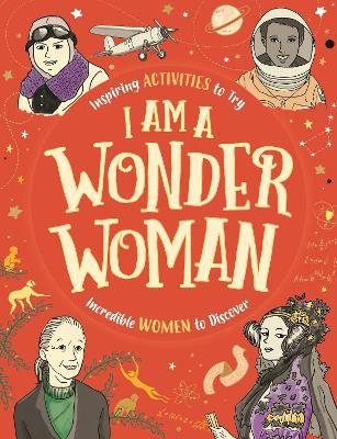 I am a Wonder Woman book