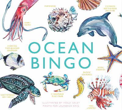 Ocean Bingo by Holly Exley