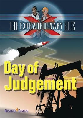 Extraordinary Files: Day of Judgement by Paul Blum