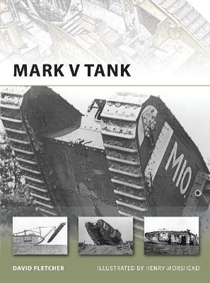 Mark V Tank by David Fletcher