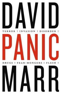 Panic by David Marr