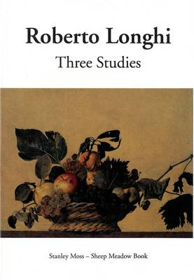 Three Studies by Roberto Longhi