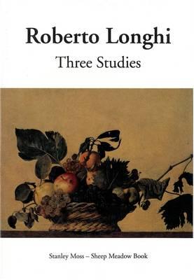 Three Studies by Roberto Longhi