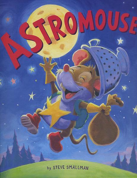 Astromouse by Steve Smallman