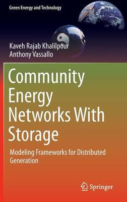 Community Energy Networks With Storage by Michael Vassallo