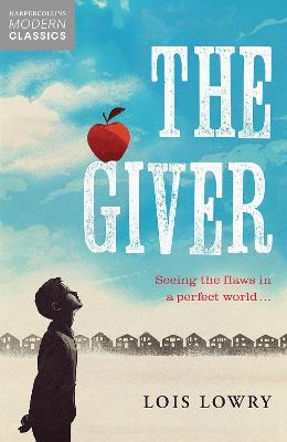 Giver by Lois Lowry