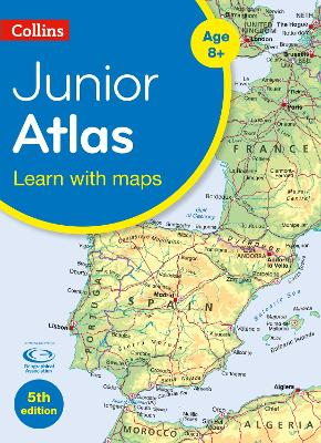 Collins Junior Atlas (Collins Primary Atlases) by Collins Kids