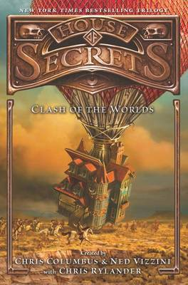 House of Secrets: Clash of the Worlds book