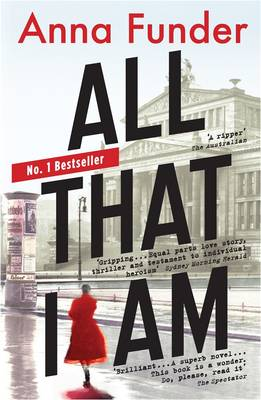 All That I Am book