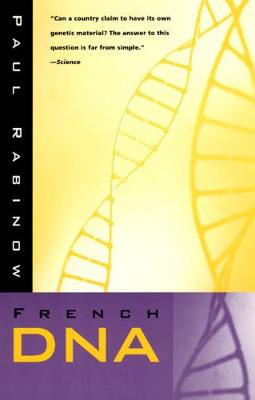 French DNA by Paul Rabinow
