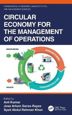 Circular Economy for the Management of Operations by Anil Kumar