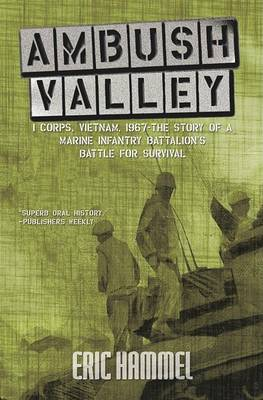 Ambush Valley by Eric M. Hammel