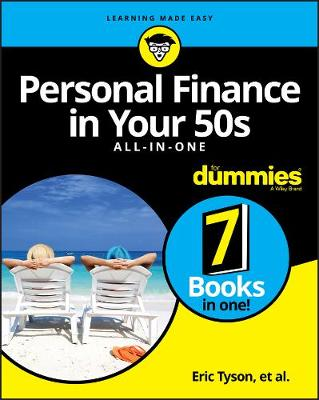 Personal Finance in Your 50s All-in-One For Dummies book