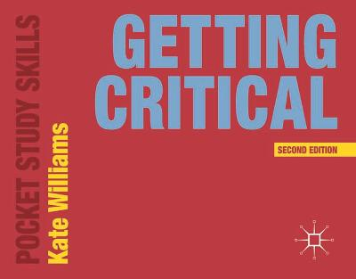 Getting Critical by Kate Williams