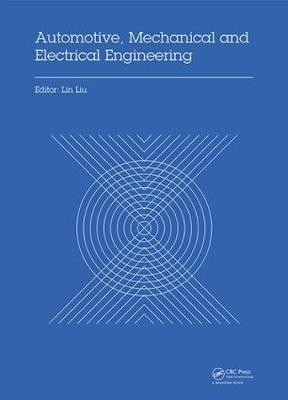 Automotive, Mechanical and Electrical Engineering book