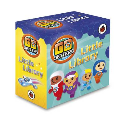 Go Jetters: Little Library by Go Jetters