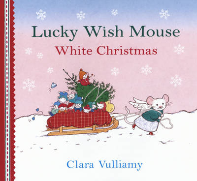 White Christmas book