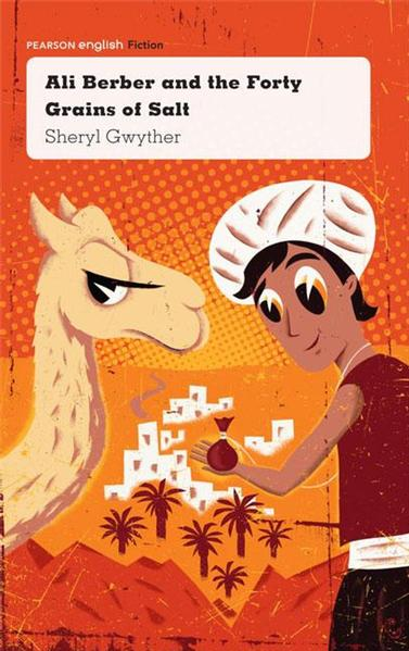 Pearson English Year 4: A Material World - Ali Berber and the Forty Grains of Salt (Reading Level 26-28/F&P Level Q-S) by Sheryl Gwyther