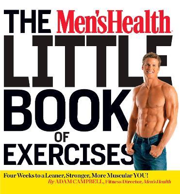 Men's Health Little Book of Exercises book