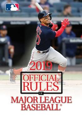 2019 Official Rules of Major League Baseball by Triumph Books