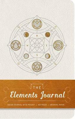 The Four Elements Hardcover Ruled Journal by Insight Editions