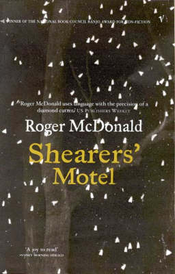 Shearers' Motel by Roger McDonald