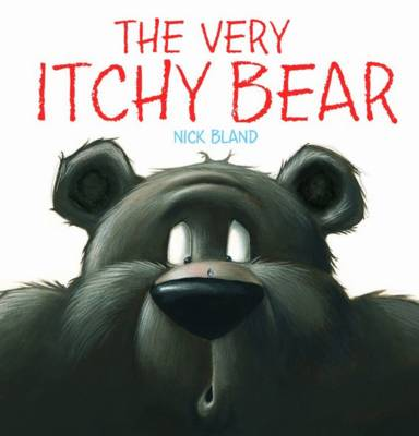 Very Itchy Bear book