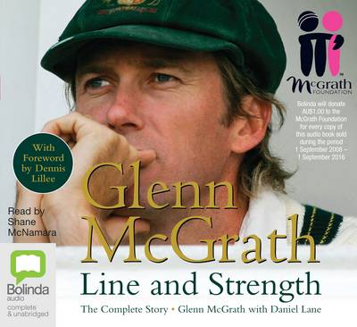 Glenn Mcgrath by Glenn McGrath