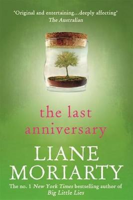 Last Anniversary book