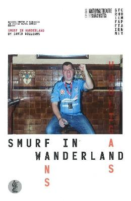 Smurf in Wanderland by David Williams