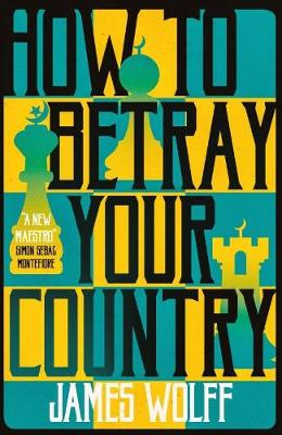 How to Betray Your Country book