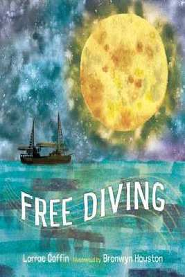 Free Diving by Lorrae Coffin