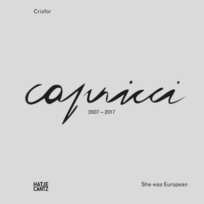 Crisfor (Bilingual edition): Capricci - She was European book