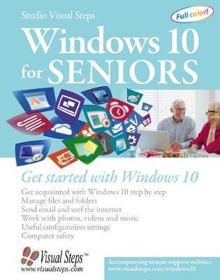 Windows 10 for Seniors by Studio Visual Steps