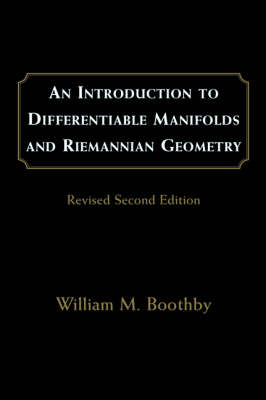 Introduction to Differentiable Manifolds and Riemannian Geometry, Revised book