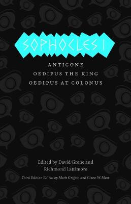 Sophocles I by Sophocles Sophocles
