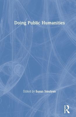 Doing Public Humanities book