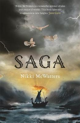 Saga by Nikki McWatters