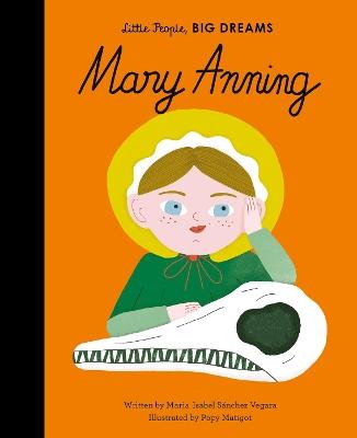 Mary Anning by Maria Isabel Sanchez Vegara