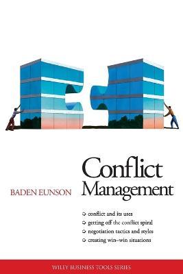 Conflict Management by Baden Eunson