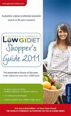 Low GI Diet Shopper's Guide 2011 book