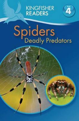 Spiders: Deadly Predators by Claire Llewellyn