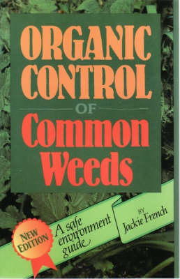 Organic Control of Common Weeds book