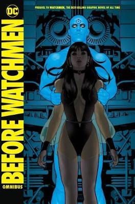 Before Watchmen Omnibus book