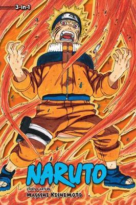 Naruto (3-in-1 Edition), Vol. 8 by Masashi Kishimoto