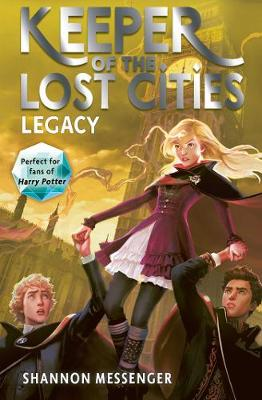 Legacy by Shannon Messenger