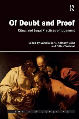 Of Doubt and Proof by Anthony Good